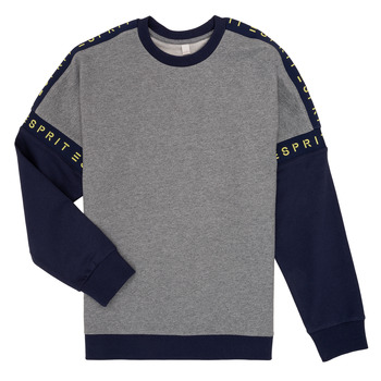 textil Flickor Sweatshirts Esprit ELISEE Grå