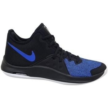 Skor Herr Basketskor Nike Air Versitile Iii Svarta,Blå