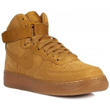 Skor Barn Höga sneakers Nike Air Force 1 High LV8 3 Honumg
