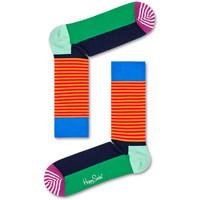 Accessoarer Strumpor Happy Socks Christmas cracker holly gift box Flerfärgad