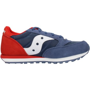 Skor Sneakers Saucony SK260996 Blue Red and white