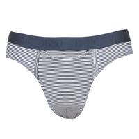 Underkläder  Herr Briefs Hom SIMON MINI BRIEF Marin / Vit