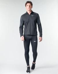 textil Herr Leggings Nike M NP TGHT Svart / Vit
