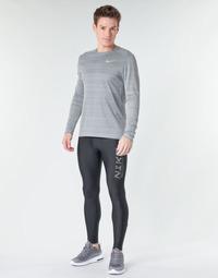 textil Herr Leggings Nike M NK RUN MOBILITY TIGH GX FF Svart