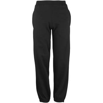 textil Barn Joggingbyxor Awdis  Jet Black