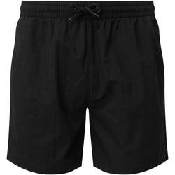 textil Herr Shorts / Bermudas Asquith & Fox AQ053 Svart/Svart