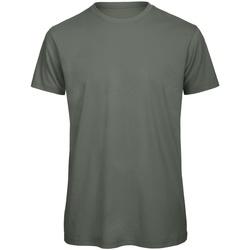 textil Herr T-shirts B And C TM042 Millennial Khaki