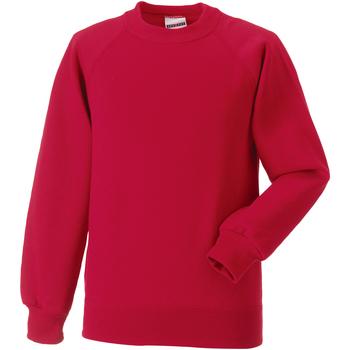 textil Barn Sweatshirts Jerzees Schoolgear 7620B Klassiskt röd