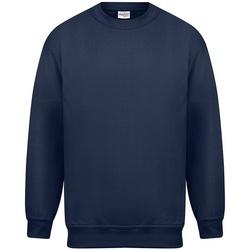 textil Herr Sweatshirts Absolute Apparel Magnum Marinblått