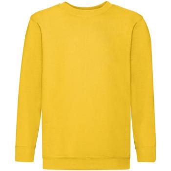 textil Barn Sweatshirts Fruit Of The Loom 62041 Solros