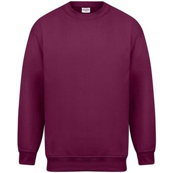 textil Herr Sweatshirts Absolute Apparel Magnum Bourgogne