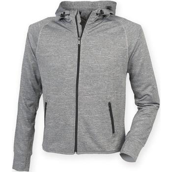 textil Dam Sweatshirts Tombo Teamsport TL551 Grå marl