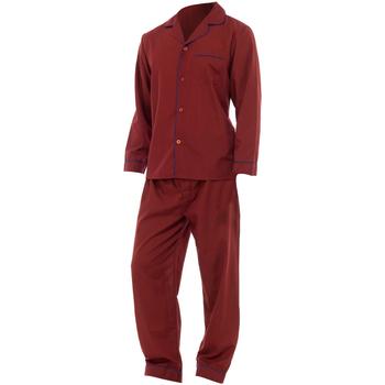 textil Herr Pyjamas/nattlinne Universal Textiles  Röd