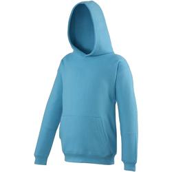 textil Barn Sweatshirts Awdis JH01J Hawaiian Blue