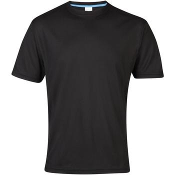 textil Herr T-shirts Awdis JC011 Jet Black