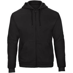 textil Sweatshirts B And C ID.205 Svart