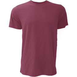 textil Herr T-shirts Bella + Canvas CA3001 Maroon