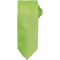 textil Herr Slipsar och accessoarer Premier Waffle Lime