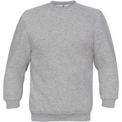 textil Herr Sweatshirts B And C Modern Grått