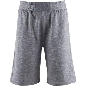 textil Herr Shorts / Bermudas Tombo Teamsport Combat Grå marl