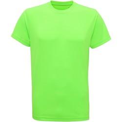 textil Herr T-shirts Tridri TR010 Blixtgrönt