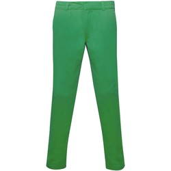 textil Dam Chinos / Carrot jeans Asquith & Fox Chino Kelly Green