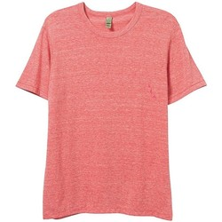 textil Herr T-shirts Alternative Apparel AT001 Eco Red