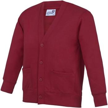 textil Barn Koftor / Cardigans / Västar Awdis  Bourgogne
