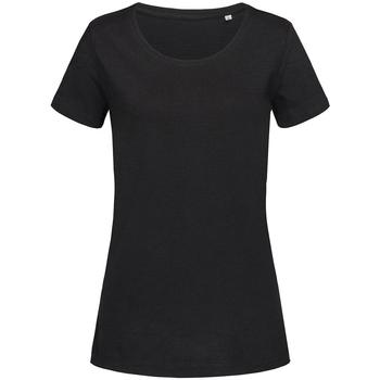 textil Dam T-shirts Stedman Stars Sharon Svart opal