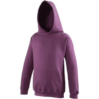 textil Barn Sweatshirts Awdis JH01J Plommon