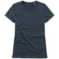 textil Dam T-shirts Stedman  Marina Heather