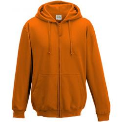 textil Herr Sweatshirts Awdis JH050 Orange Crush