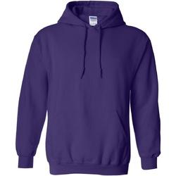 textil Sweatshirts Gildan 18500 Lila