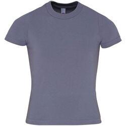textil Barn T-shirts American Apparel AA057 Skiffer