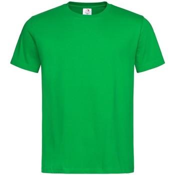 textil Herr T-shirts Stedman  Kelly Green