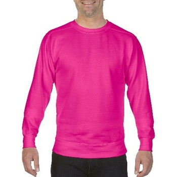 textil Herr Sweatshirts Comfort Colors CO040 Neonrosa