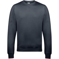 textil Herr Sweatshirts Awdis JH030 Stormgrå