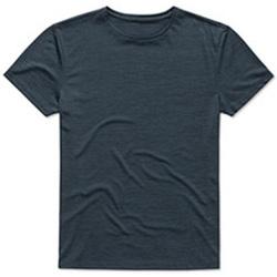 textil Herr T-shirts Stedman  Marina Heather