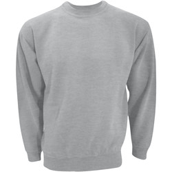 textil Sweatshirts Ultimate Clothing Collection UCC001 Grått