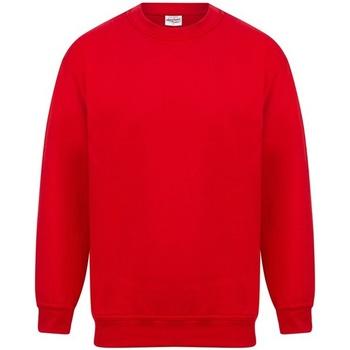 textil Herr Sweatshirts Absolute Apparel Magnum Röd