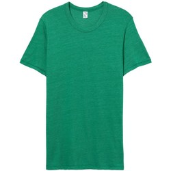 textil Herr T-shirts Alternative Apparel AT001 Eco True Green