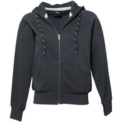 textil Dam Sweatshirts Tee Jays TJ5436 Mörkgrå