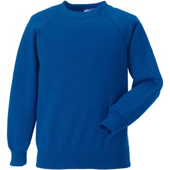 textil Barn Sweatshirts Jerzees Schoolgear 7620B Ljusa kungliga
