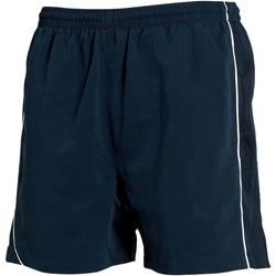 textil Herr Shorts / Bermudas Tombo Teamsport TL081 Marinblått/marinblått/vita kantareller