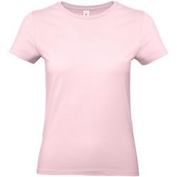 textil Dam T-shirts B And C E190 Orkidé rosa