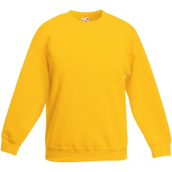 textil Barn Sweatshirts Fruit Of The Loom  Solros
