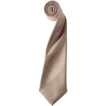 textil Herr Slipsar och accessoarer Premier PR750 Khaki