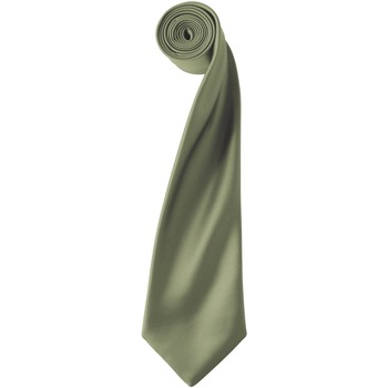 textil Herr Slipsar och accessoarer Premier PR750 Olive