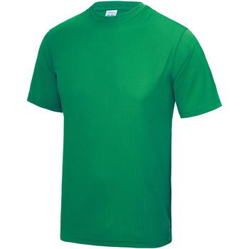 textil Barn T-shirts Awdis JC01J Kelly Green
