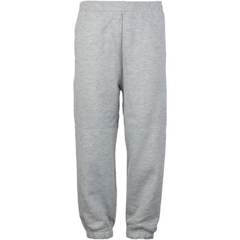 textil Barn Joggingbyxor Maddins MD03B Grå Oxford